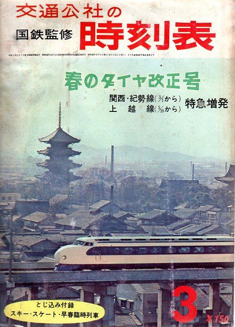 1965年3月号