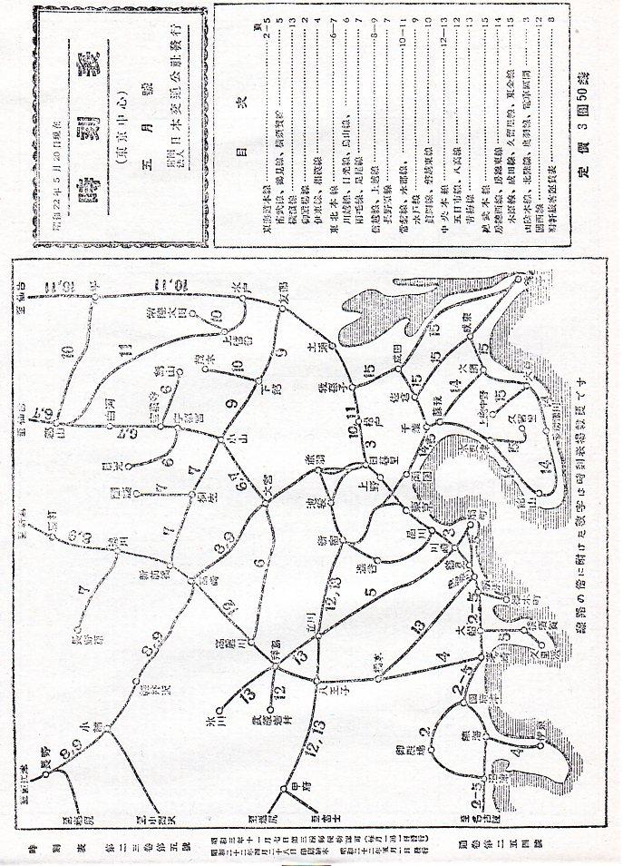 1947年5月号